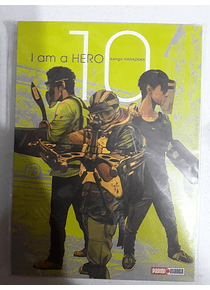 I am a Hero Vol 10