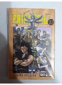 Fairy Tail Vol 13