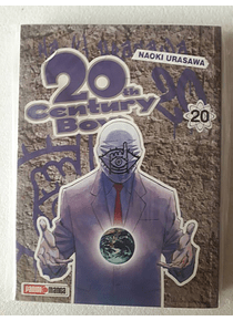 20th Century Boys Vol 20