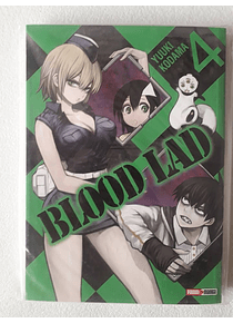 Blood Lad Vol 4