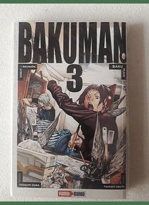 Bakuman Vol 3