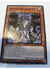 Diabolos, King of the Abyss - SR06-EN004 - Common