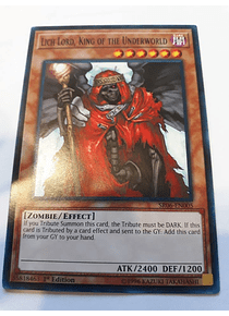 Lich Lord, King of the Underworld - SR06-EN005 - Common