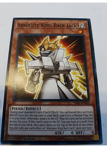 Absolute King Back Jack - SR06-EN020 - Common