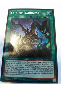 Lair of Darkness - SR06-EN022 - Super Rare (español e ingles)