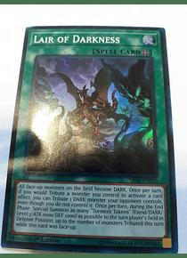 Lair of Darkness - SR06-EN022 - Super Rare (español e ingles)