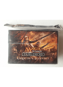 Duel Deck Box combo Pack Ultra Pro - Elspeth Vs Tezzeret