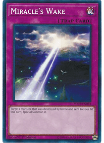 Miracle's Wake - SDCL-EN033 - Common