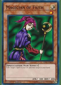 Magician of Faith - SDCL-EN019 - Common