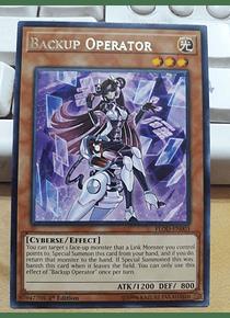Backup Operator - FLOD-EN003 - Rare