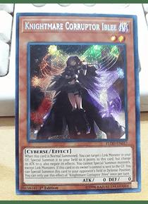 Knightmare Corruptor Iblee - FLOD-EN017 - Secret Rare