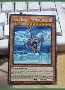"World Legacy - ""World Lance"" - FLOD-EN018 - Rare"