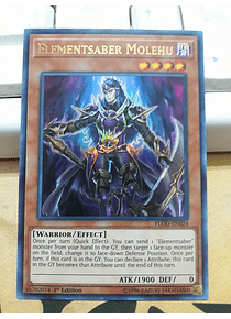 Elementsaber Molehu - FLOD-EN024 - Ultra Rare