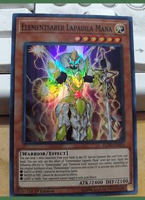 Elementsaber Lapauila Mana - FLOD-EN025 - Super Rare