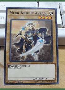 Mekk-Knight Avram - FLOD-EN016 - Common