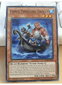 Three Trolling Trolls - FLOD-EN030 - Common