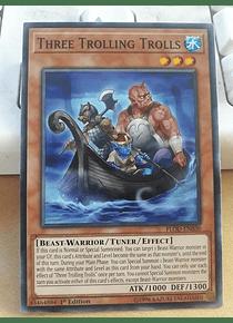 Three Trolling Trolls - FLOD-EN030 - Common