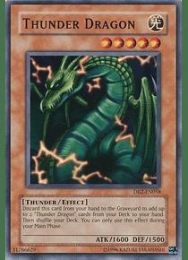 Thunder Dragon - DB2-EN058 - Common