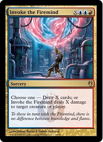 Invoke the Firemind - IVG