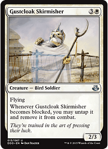 Gustcloak Skirmisher - EVK