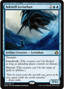 Inkwell Leviathan - EVK