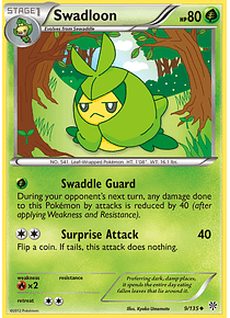 Swadloon - 9/135 - Uncommon