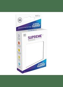 Supreme UX Sleeves - (Blancas) Standard Size (80)
