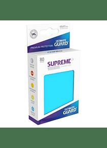 Supreme UX Sleeves - (Azul Claro) Standard Size (80)