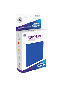 Supreme UX Sleeves - (Azul) Standard Size (80)