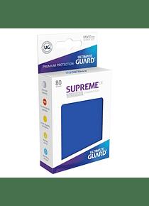 Supreme UX Sleeves - (Azul) Standard Size (80)