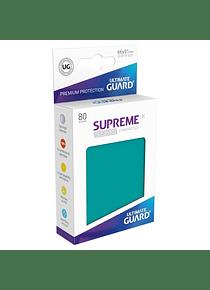 Supreme UX Sleeves - (Petrol) Standard Size (80)