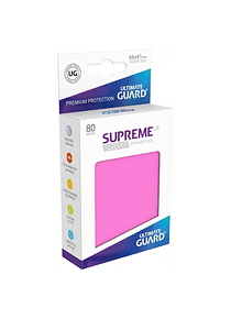 Supreme UX Sleeves - (Rosa) Standard Size (80)