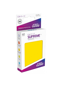 Supreme UX Sleeves (Amarillo) Japanese Size