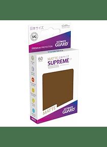 Supreme UX Sleeves (Brown) Japanese Size