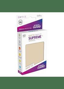 Supreme UX Sleeves Matte (Beige) Japanese Size