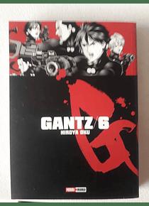 Gantz Tomo 6