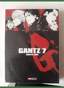 Gantz Tomo 7