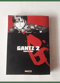 Gantz Tomo 2