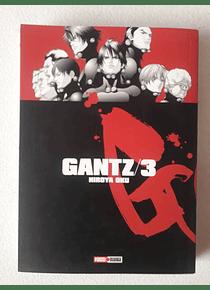 Gantz Tomo 3