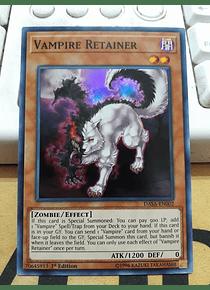 Vampire Retainer - DASA-EN002 - Super Rare
