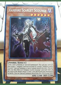 Vampire Scarlet Scourge - DASA-EN005 - Secret Rare