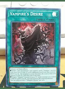 Vampire's Desire - DASA-EN008 - Secret Rare