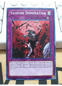 Vampire Domination - DASA-EN011 - Secret Rare