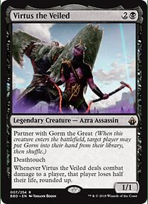 Virtus the Veiled  - BBD - R