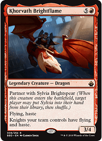 Khorvath Brightflame - BBD - R