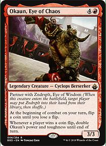 Okaun, Eye of Chaos - BBD - R