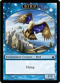 Bird Token Blue - BOG