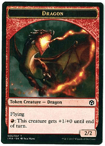 Dragon Token - IMA