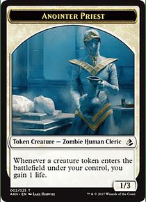 Anointer Priest Token - AKH