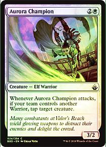 Aurora Champion - BBD - Foil ★